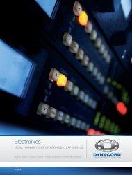 Electronics - Dynacord