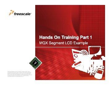 Freescale MQX