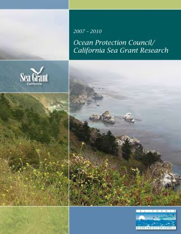 Summary of Funded Projects - California Ocean Protection Council
