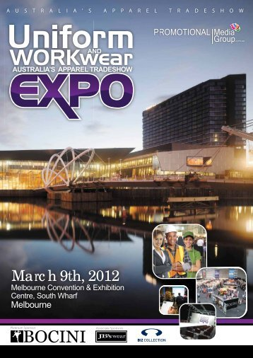 March 9th, 2012 - Uniform and Workwear Expo