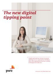 The new digital tipping point - PwC