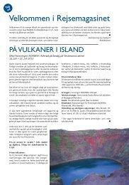Klik her for at åbne Rejsemagasinet 2012 som PDF-fil. - Foreningen ...
