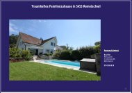 Traumhaftes Familienzuhause in 5453 Remetschwil - Homegate.ch