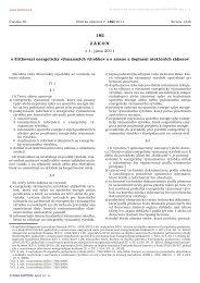 Zákon č. 182/2011 Z. z. - Úrad pre normalizáciu, metrológiu a ...