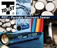 PES® – Portable Electronic Sensor - tomst
