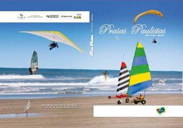 Praias Paulistas - São Paulo - Brasil - Secretaria de Turismo