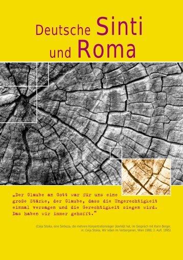 Deutsche Sinti und Roma