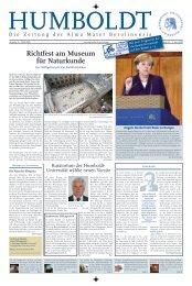 Richtfest am Museum für Naturkunde - HU Berlin