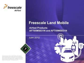 AFT05MS031N AFT09MS031N - Freescale Semiconductor
