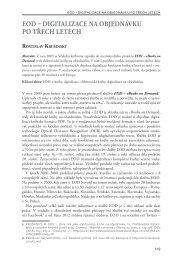 EOD – digitalizace na objednávku po 3 letech - Vědecká knihovna v ...
