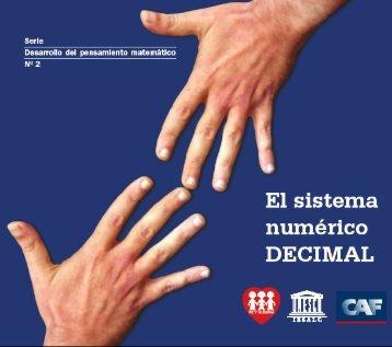 El sistema numérico decimal - Publicaciones