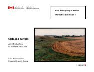 RM of Morton Information Bulletin 97-5 - Agriculture and Agri-Food ...