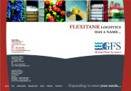 2009 GFS Product Brochure - Global Flexi Systems