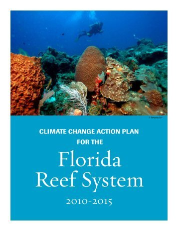 Climate Change Action Plan for the Florida Reef System 2010-2015
