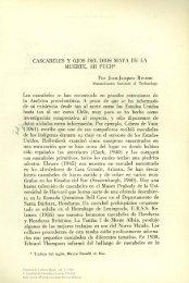Cascabeles y ojos del dios maya de la muerte, Ah Puch - UNAM