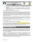 CONVOCATORIA A LA LICITACIÓN PÚBLICA NACIONAL MIXTA ... - Page 7