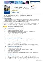 3 Planspiele - GGSC Seminare