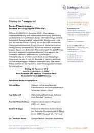 Einladung zum Pressegespräch am 19.11. (PDF) - Heilberufe
