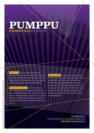 PUMPPU - Teosto