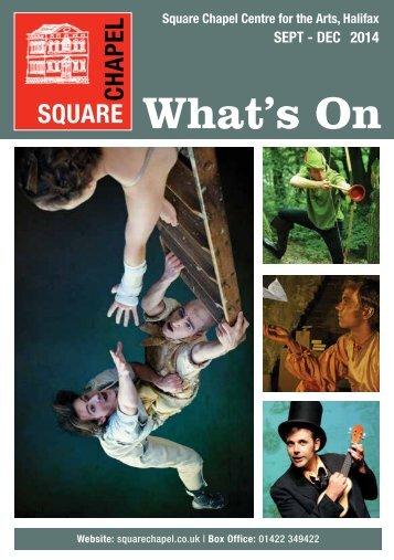 Square Chapel Brochure Autumn 2014 final (LR)