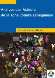 Sénégal - Fondation Internationale du Banc d'Arguin