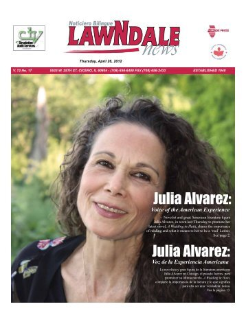 Thursday, April 26, 2012 - Lawndale News