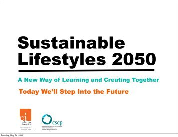 here - SPREAD Sustainable Lifestyles 2050