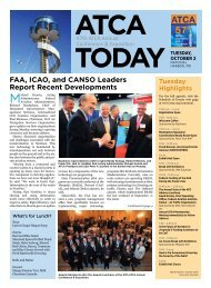 Tuesday Issue - October 2, 2012 - Air Traffic Control Association