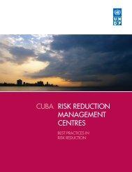 risk reduction management centres cuba - PreventionWeb