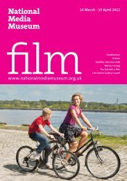 Film Guide 16 - March - 19 April 2012 - National Media Museum