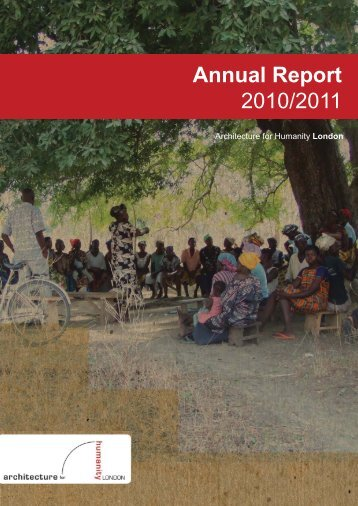 AfH Annual Report 2010 to 2011.pdf - Chapter Network ...