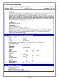 EG-Sicherheitsdatenblatt SCHWARZER BLOCKER ... - Lugato - Page 3