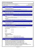 EG-Sicherheitsdatenblatt SCHWARZER BLOCKER ... - Lugato - Page 4