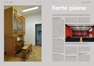 Forte piano - Johannes Gutenberg-Universität Mainz