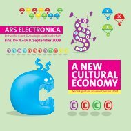 Conferences - ARS Electronica