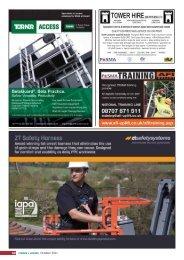 60 cranes & access October 2011