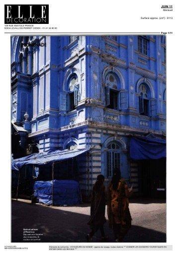 Bombay déco - Voyageurs du Monde