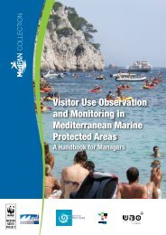 Monitoring MPA visitor uses handbook