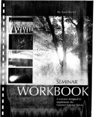 Seminar Workbook (2004) - FreeHovind