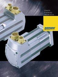 Bayside Gearmotor Brochure - Minarik