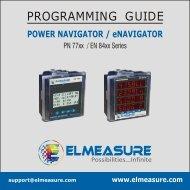 Download eNavigator/Power Navigator Programming Guide