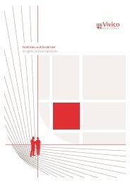 Einblicke und Ausblicke Insights and perspectives - CA Immo ...