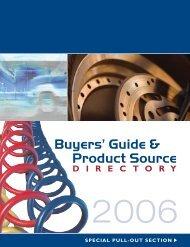 Product Source Buyers' Guide & - Saskatchewan Trucking Association