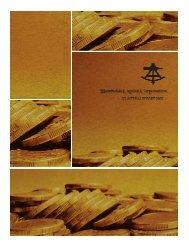 2009 Third Quarter Report - Humboldt Capital Corporation
