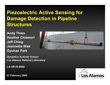 Presentation - LANL Institutes - Los Alamos National Laboratory