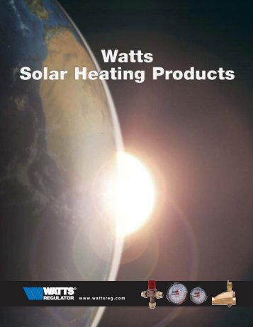 Series AS-B - Watts Water Technologies