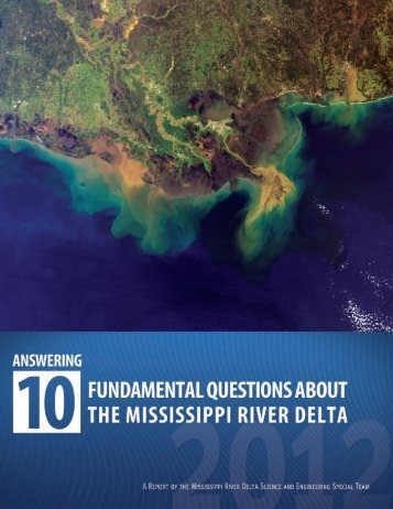 Mississippi River Delta Report - Engineering News-Record