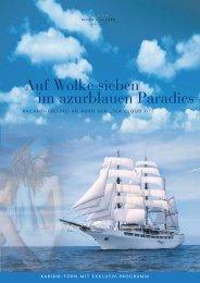 Auf Wolke sieben im azurblauen Paradies - GMK Reisen