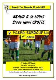 plaquette Eurocup