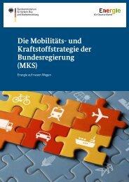 Die Mobilitäts- und Kraftstoffstrategie der ... - Biogaspartner
